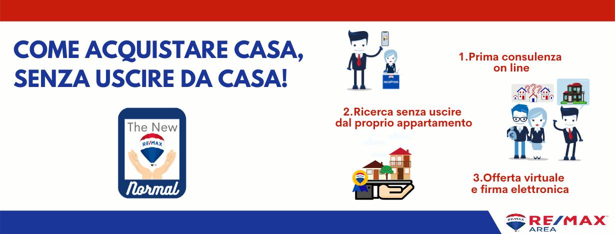 Con Remax Area Ostia puoi acquistare o affittare immobili in sicurezza