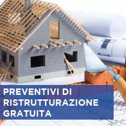 RE/MAX Area Ostia offre insieme alle migliori ditte edili del territorio, preventivi di ristrutturazione degli immobili