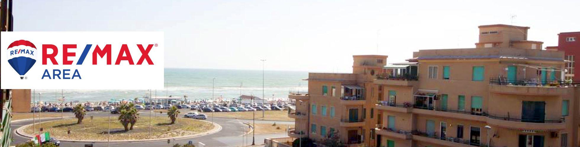 Ostia Lido case, appartamenti e negozi in vendita