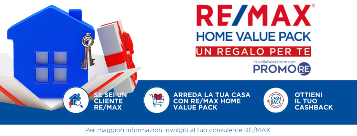 RE/MAX Area Roma Home Value Pack