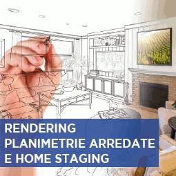 RE/MAX Area di Ostia Lido si occupa di realizzare le planimetrie degli immobili, il rendering 3D e l'home staging