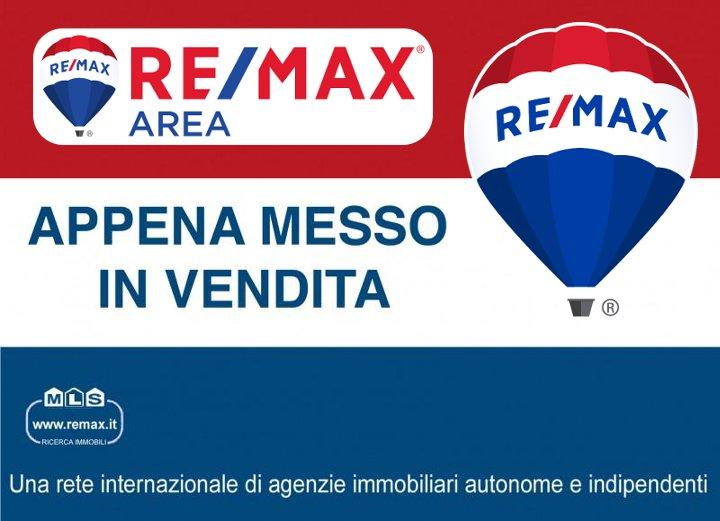 RE/MAX Area: Appena messo in vendita