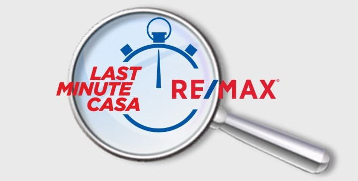 RE/MAX Area Last Minute