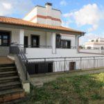 Villa in vendita Infernetto: ingresso giardino