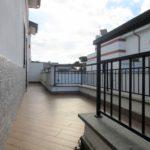 Villa in vendita Infernetto: balcone