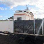 Villa in vendita Infernetto esterno immobile lato cancello