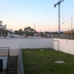 Villa in vendita Infernetto: giardino e recinzione