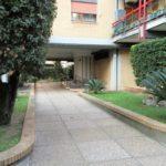 Appartamento in vendita ad Ostia Lido Levante: ingresso condominio