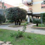 Appartamento in vendita ad Ostia Lido Levante: cortile condominio