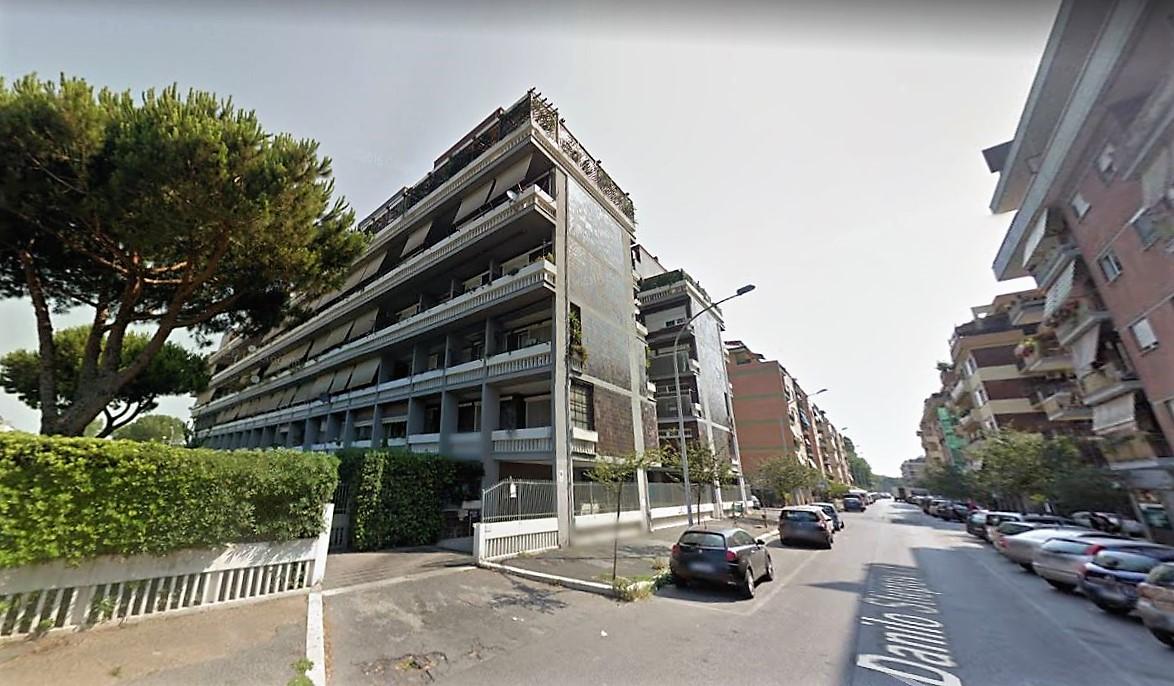 Roma lido di ostia ponente trilocale in affitto in via for Affitto ufficio ostia