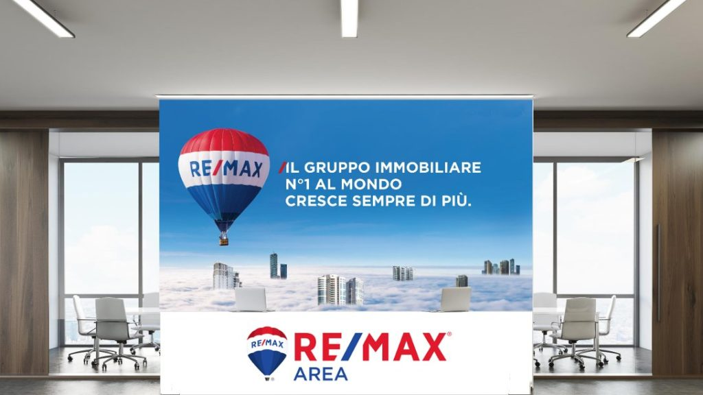 Il piano marketing dell'agenzia immobiliare RE/MAX