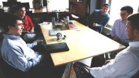 Gli uffici tendono ad essere open space in un'ottica di coworking e smartworking