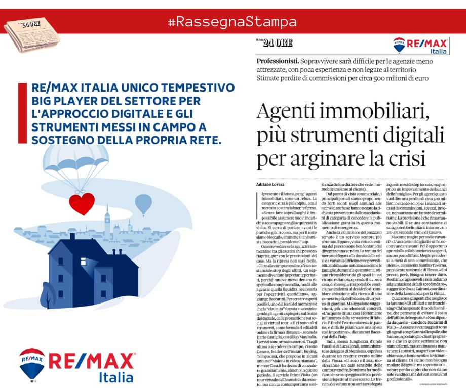 ReMax Immobiliare digitale
