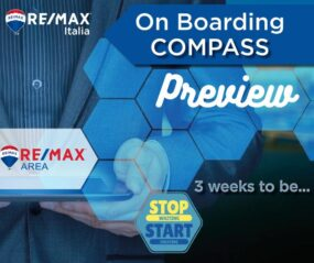 On Boarding Compass RE/MAX Area Ostia