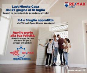Last minute casa di RE/MAX Area