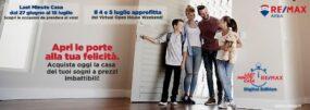 Last minute casa RE/MAX un'occasione imperdibile per vendere il tuo immobile in sole 3 settimane!