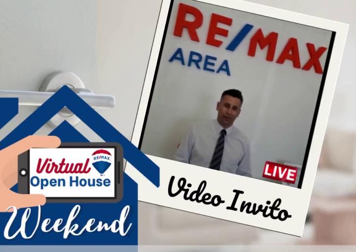 Virtual Open House appartamento in vendita a Vitinia Roma via Riolo Terme