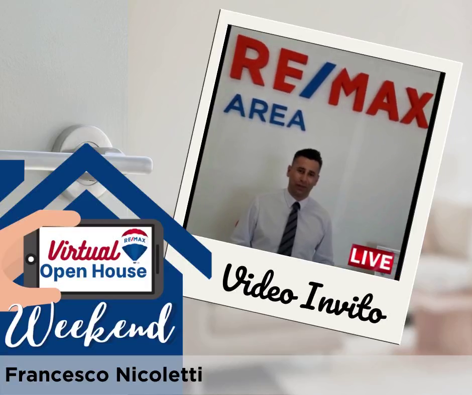 Virtual Open House appartamento in vendita a Vitinia Roma