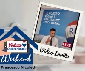 Virtual Open House appartamento in vendita a Lido di Ostia Roma