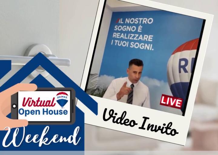Virtual Open House appartamento in vendita in via Carlo del Greco Lido di Ostia