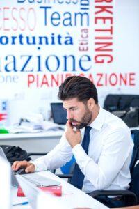 Adriano Feduzi, agente immobiliare ReMax Area Roma