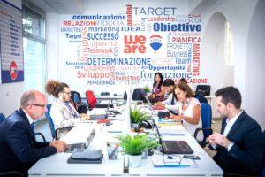 Coworking agenzia immobiliare ReMax Roma