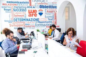 Coworking agenzia immobiliare ReMax Area Roma