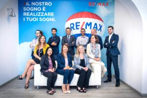Staff agenzia immobiliare ReMax Roma