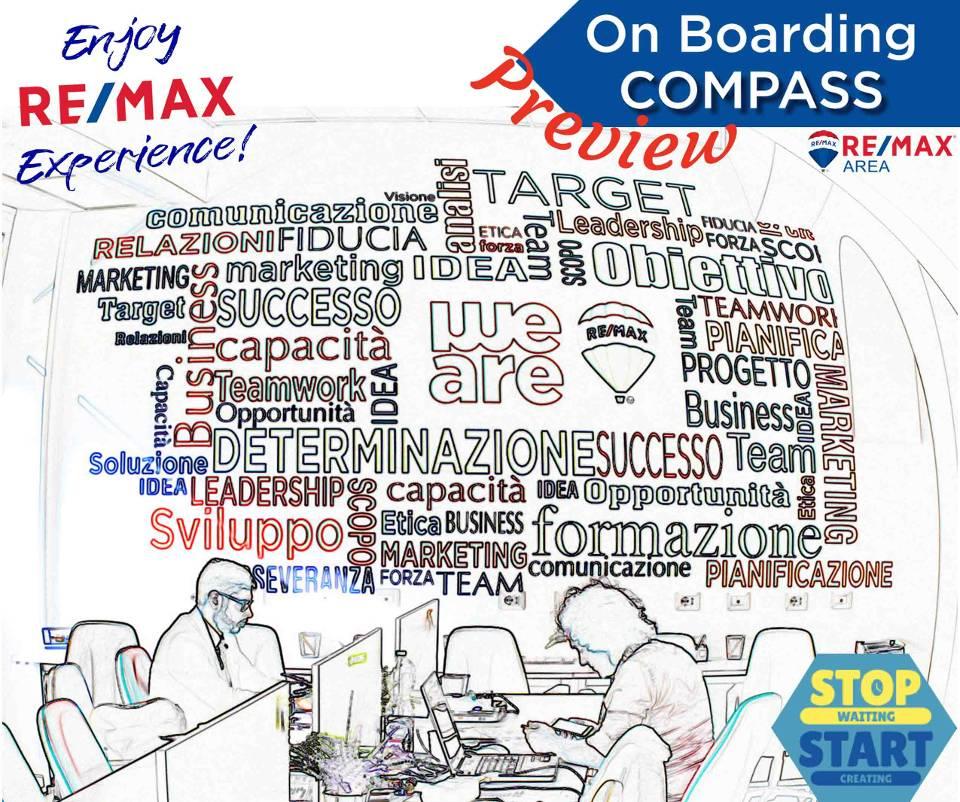On boarding compass preview 3a edizione: corso di formazione per agenti immobiliari