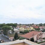 Fiumicino isola Sacra via passo buole appartamento in affitto con terrazzo attico