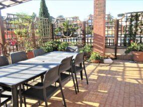 Vitina appartamento in locazione su due livelli con terrazzo
