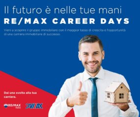 RE/MAX Career Days Roma 4 novembre 2020 h 11