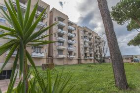 Ostia ponente, mini appartamento in affitto arredato con balcone