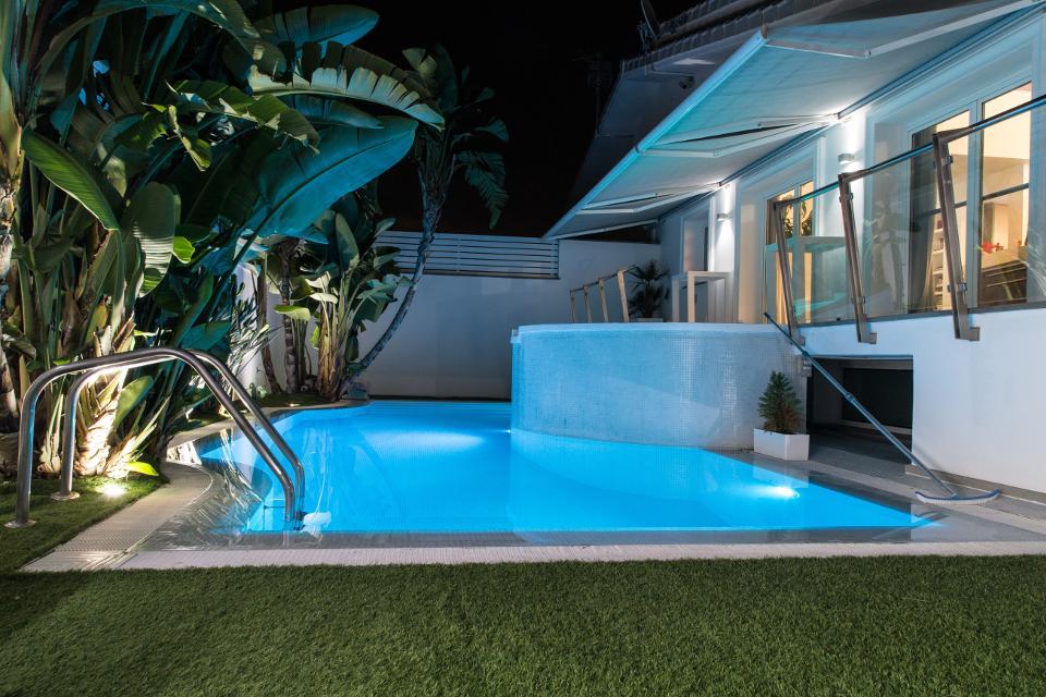 Foto professionale villa
