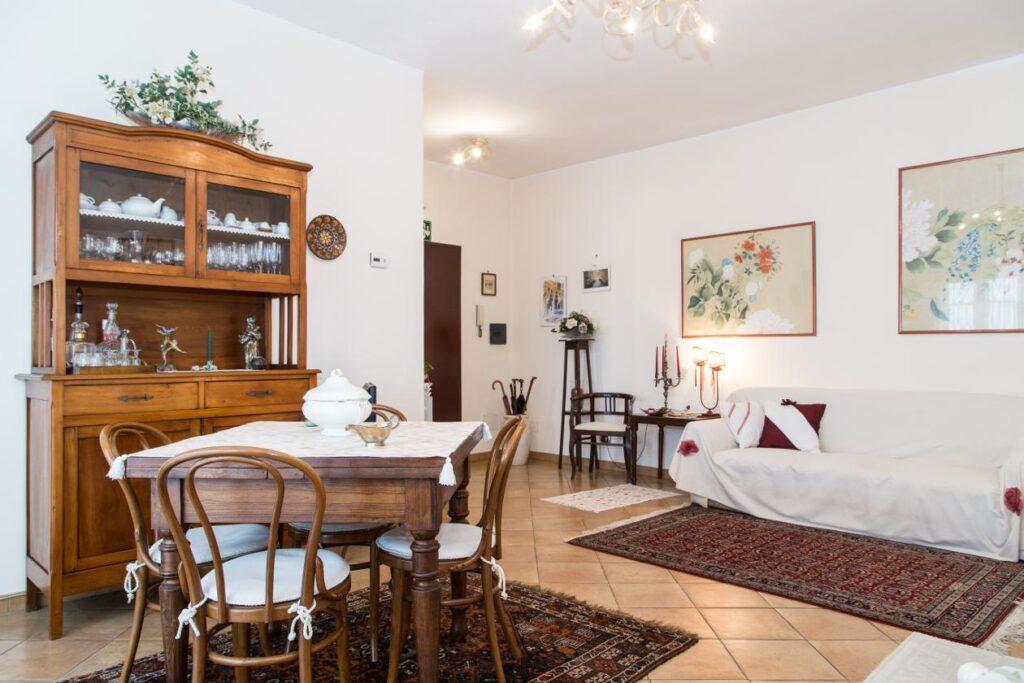 Foto professionale di un appartamento in vendita
