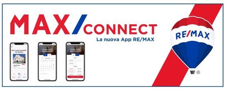 MAX/Connect la nuova App RE/MAX