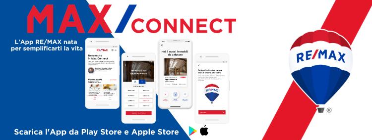 Scarica la nuova app ReMax Max Connect per cercare casa senza stress