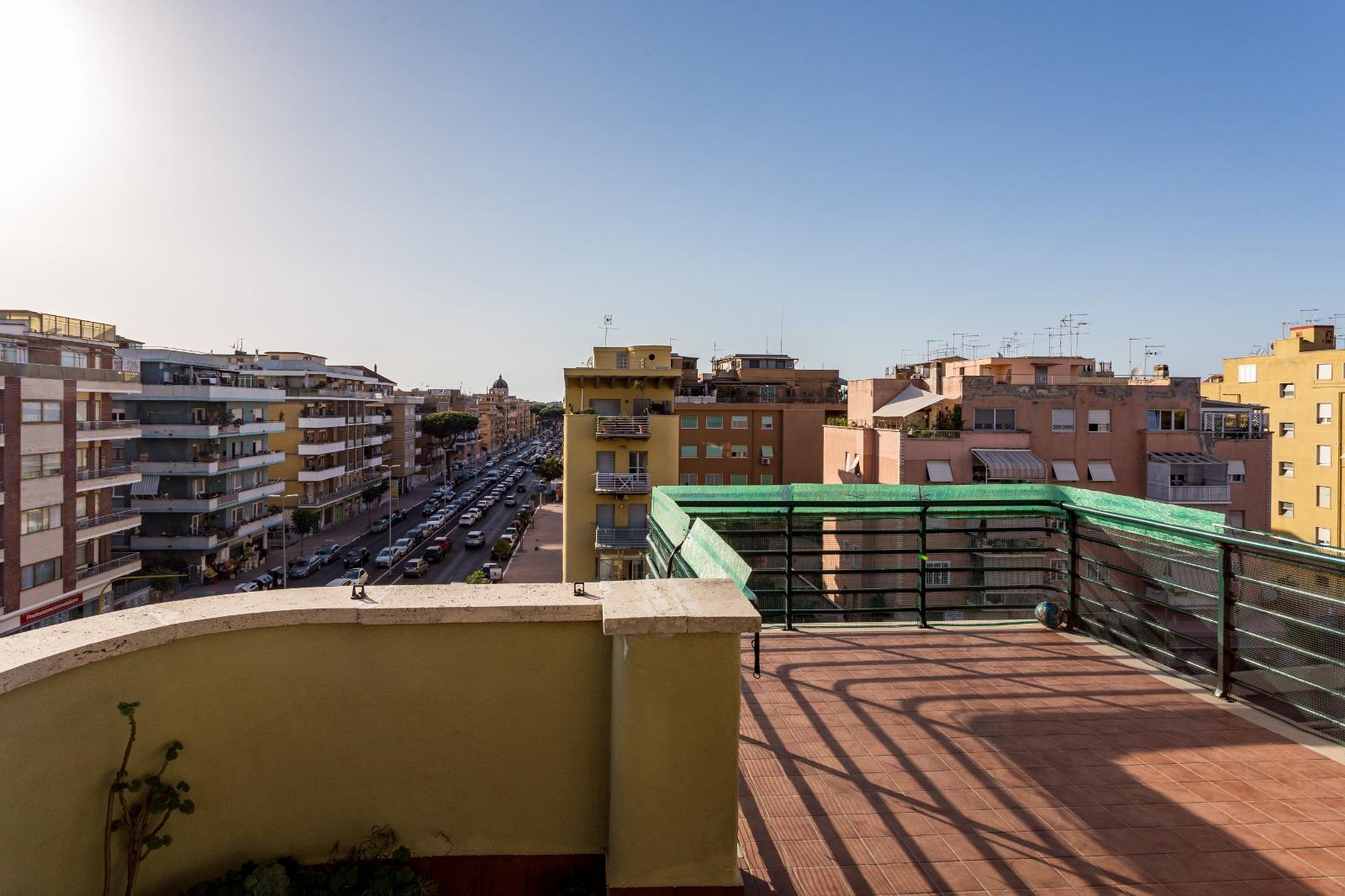 Attico, Ostia Levante in vendita