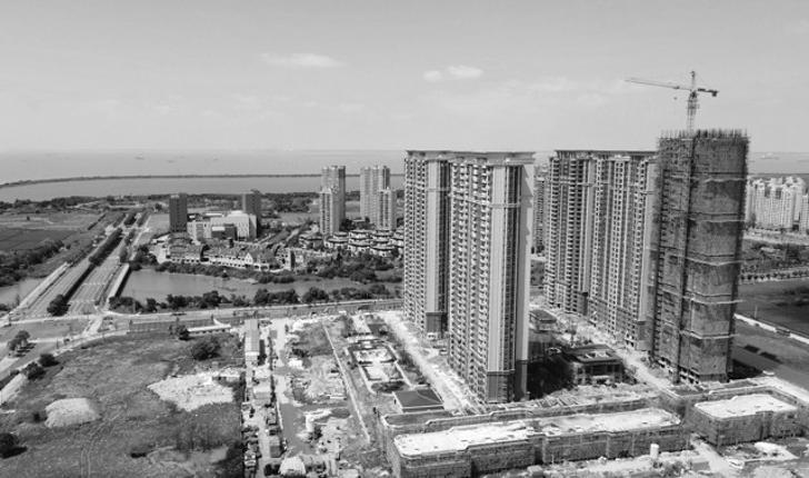 Caso Evergande Cina: mercato immobiliare schiacciato dai debiti